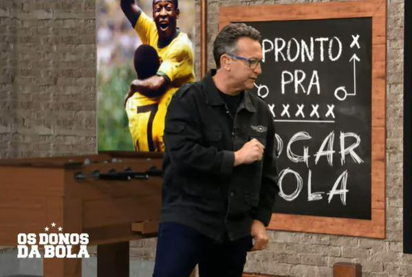 """Neto vê """"erro gravíssimo"""" do São Paulo em liberar Daniel Alves para Olimpíada"""