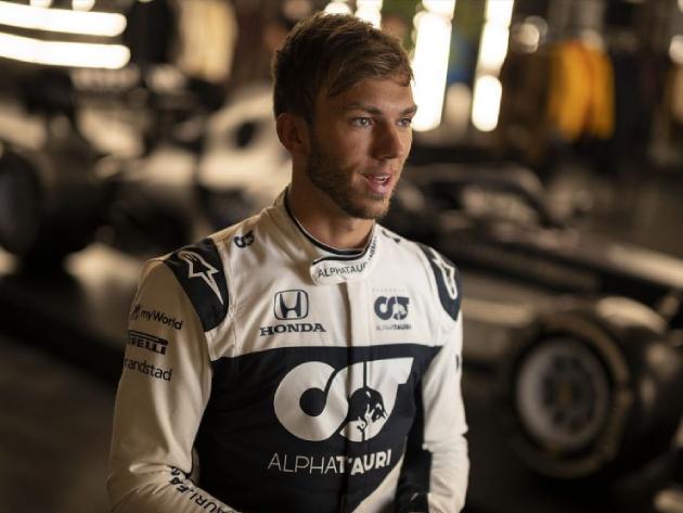 Chefe da AlphaTauri coloca Gasly entre os melhores pilotos da Fórmula 1