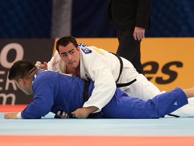Judô brasileiro fecha Masters de Doha sem medalhas