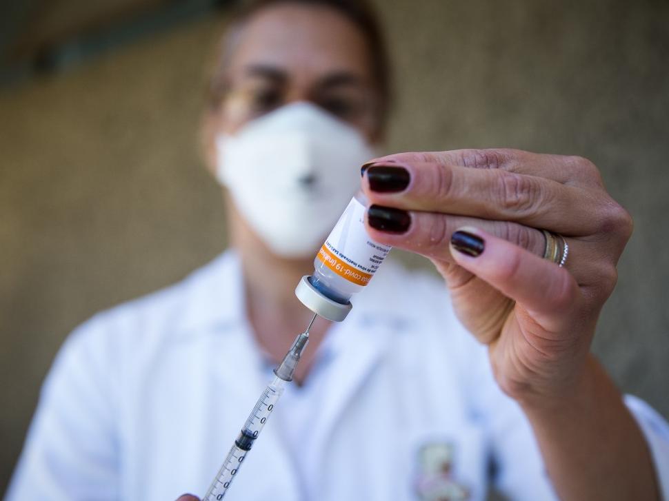 Veja o cronograma de vacinação contra a Covid-19 em São Paulo