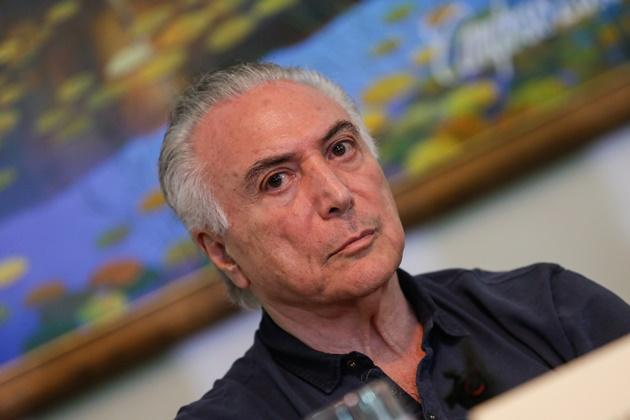 Temer elogia Ricardo Nunes e diz que novo prefeito de SP não deve mudar estrutura de gestão