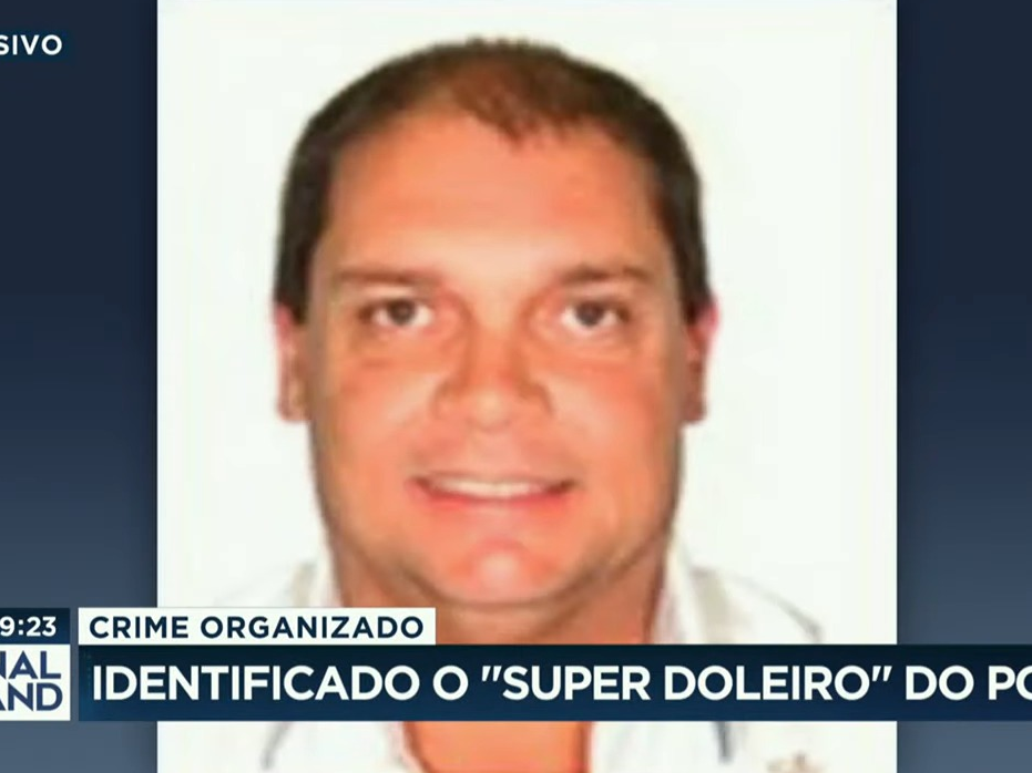 """Crime organizado: Polícia Federal identifica """"super doleiro"""" do PCC"""