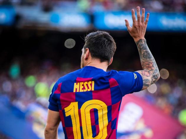 Messi deixa oficialmente o Barcelona