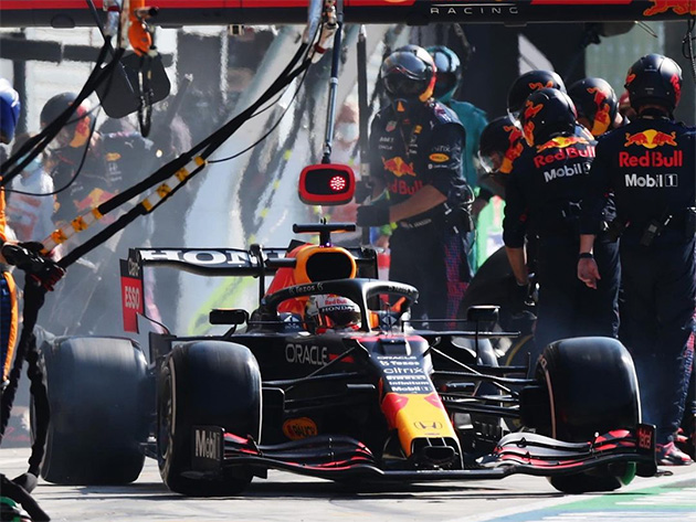 F1: Verstappen largará do fundo do grid na Rússia após ter troca de motor confirmada