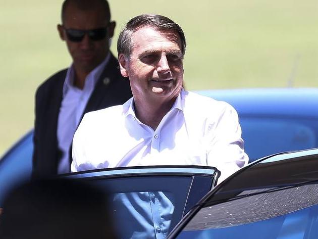 Bolsonaro também criticou os inquéritos contra ele conduzidos pelo ministro do STF Alexandre de Moraes