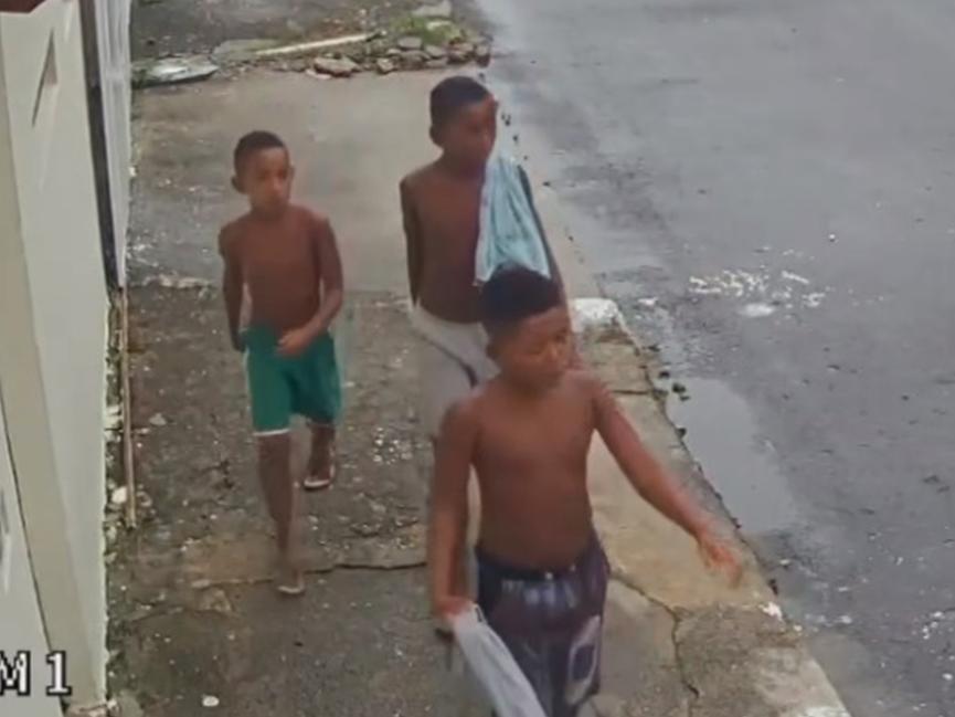 Homem suspeito de ocultar corpos dos meninos desaparecidos em Belford Roxo (RJ) confirma que jogou saco plástico em rio