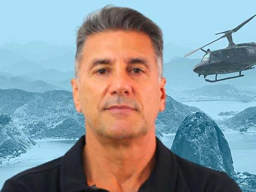Comandante da Polícia Civil vai continuar carreira de piloto após sequestro durante voo no Rio de Janeiro