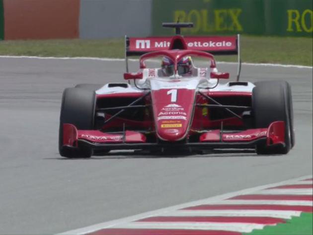 Dennis Hauger faz a pole na F3; brasileiros largam em 10° e 18°