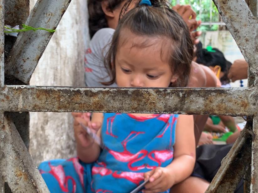 Crianças Warao no Brasil: drama de fuga e criação de raízes das crianças indígenas venezuelanas