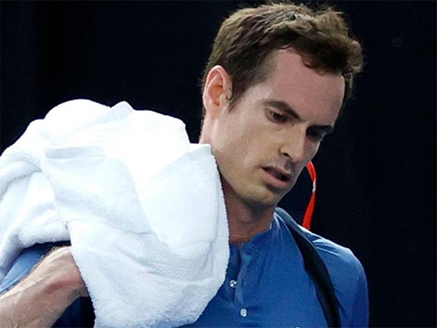 """Murray se diz """"arrasado"""" por perder Australian Open devido à covid-19"""