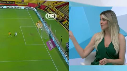 Renata dá dica ao técnico do Barcelona para semi da Liberta: ver Flamengo x Inter
