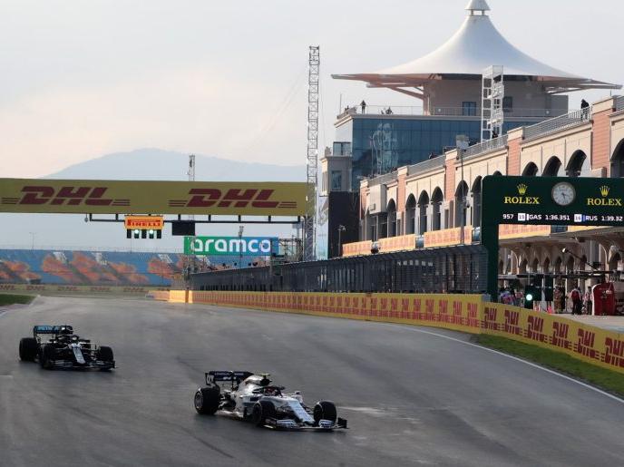 Istambul Park é palco do GP da Turquia de Fórmula 1