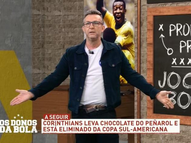 """Neto detona convocação de Tite: """"Minha mãe joga mais que o Paquetá"""""""