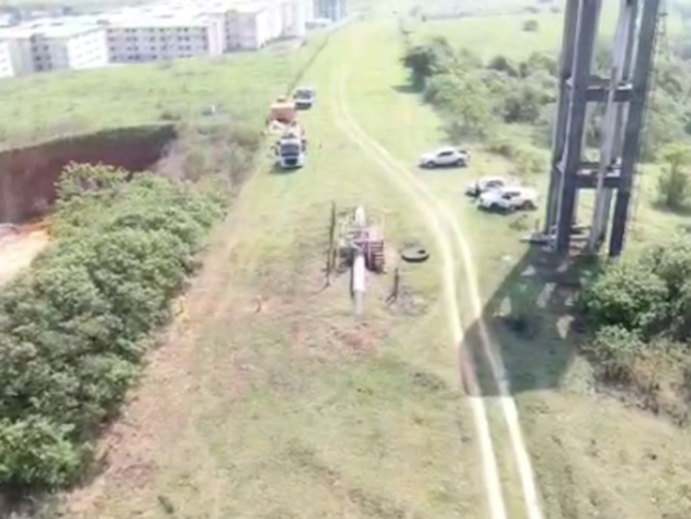 Operação é realizada contra quadrilha acusada de furtar petróleo dos dutos da Petrobras