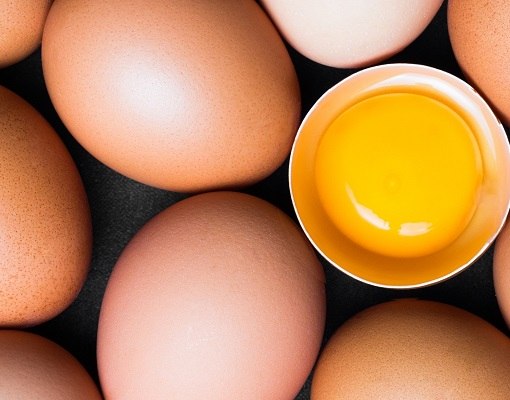 Preço do ovo dispara nos mercados
