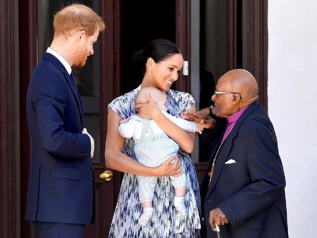 """Meghan Markle e Harry sobre o nascimento da filha: """"É mais do que poderíamos ter imaginado"""""""