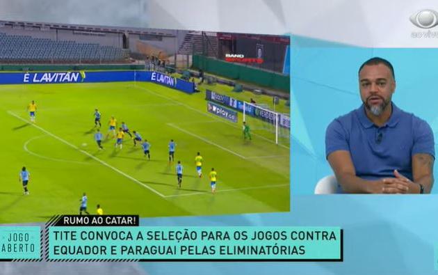 """Denílson: """"Faltaram Gerson e Claudinho na convocação de Tite"""""""