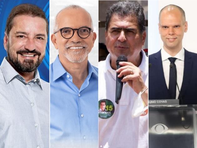 Quem são os quatro prefeitos reeleitos em capitais no 2º turno