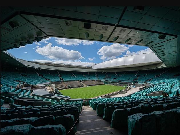 Wimbledon pode substituir árbitros de linha por tecnologia