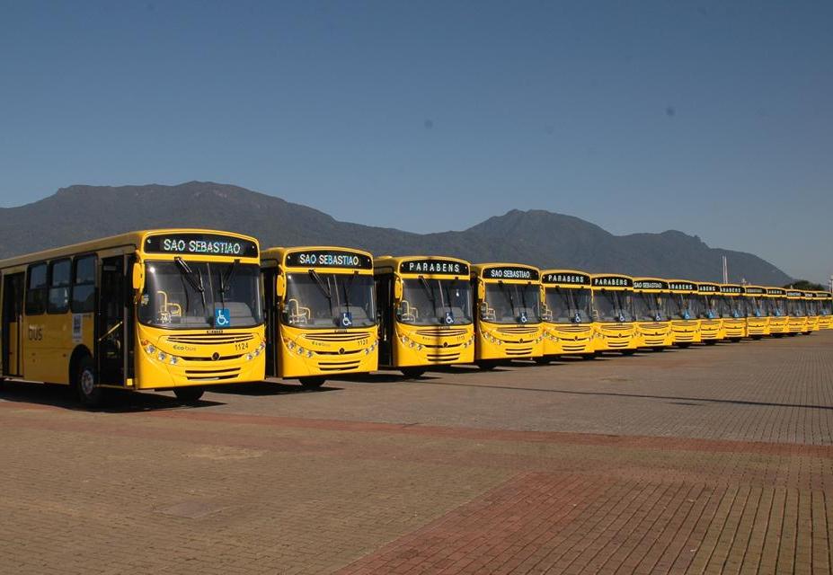 São Sebastião define nove empresa para transporte público do município