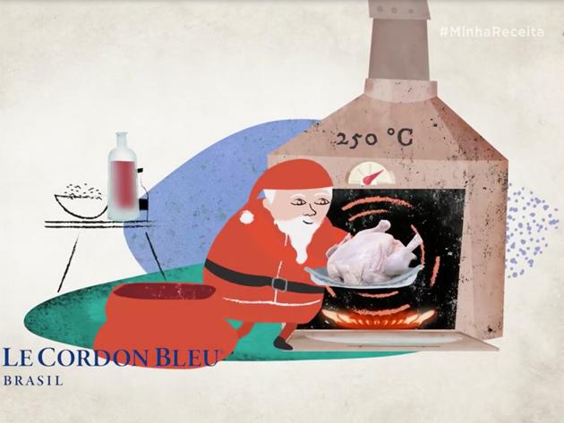 Como fazer um assado perfeito no Natal: Le Cordon Bleu dá a dica