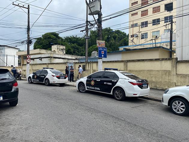 Polícia Civil do RJ faz buscas contra suspeitos de furar fila da vacinação contra Covid-19