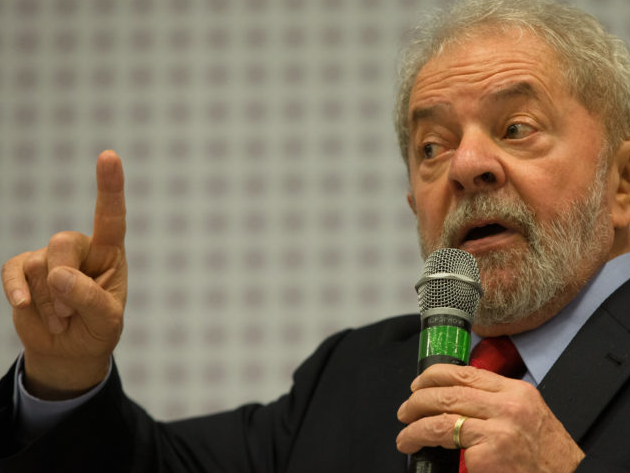 Processo do ex-presidente Lula no caso tríplex está em Brasília
