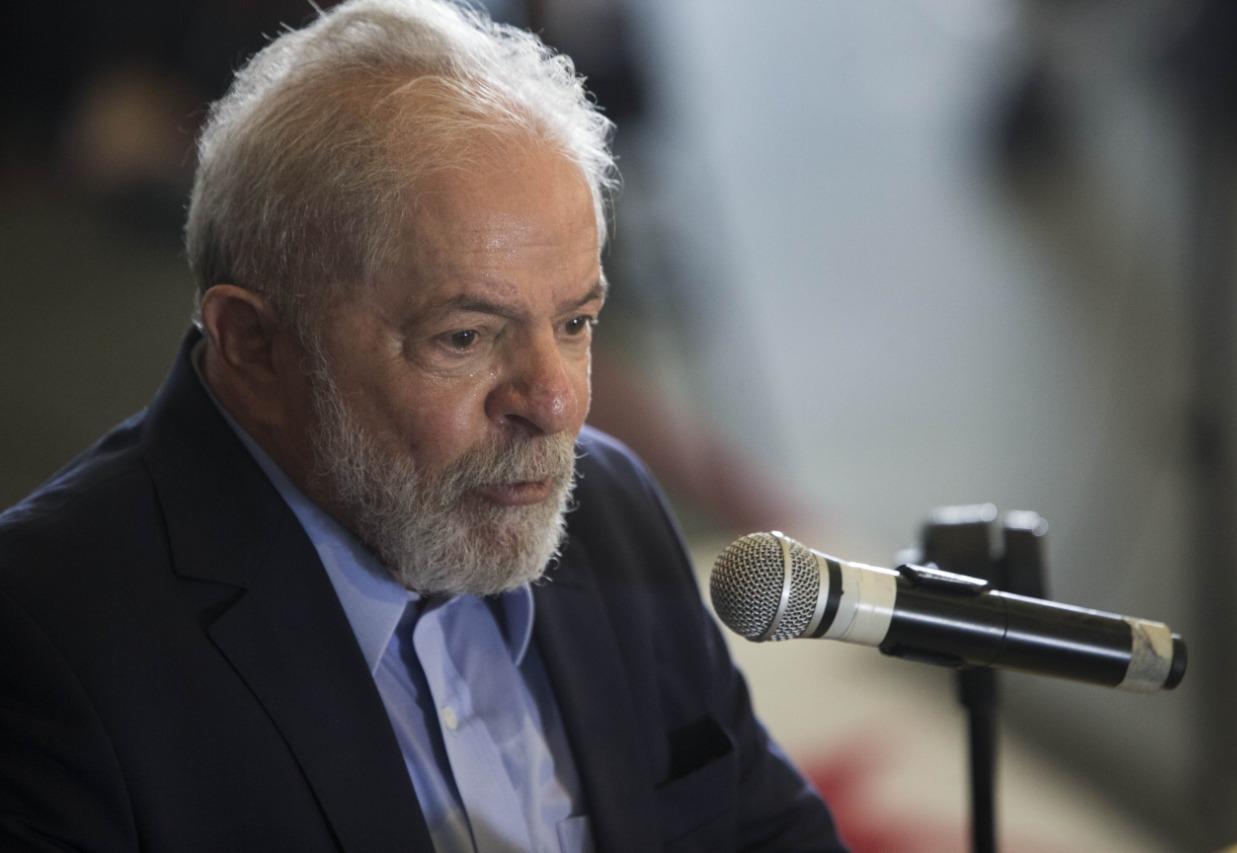 """""""Essa gente preferiu votar no Bolsonaro"""", diz Lula sobre manifesto em defesa da democracia"""