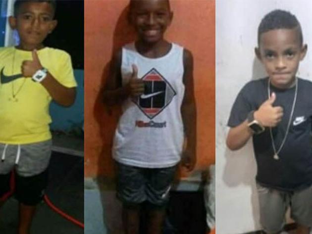 Desaparecimento de meninos de Belford Roxo completa 2 meses sem informações