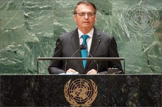 Eduardo Oinegue: Bolsonaro jogou fora a última chance de mandar uma mensagem a 150 chefes de Estado
