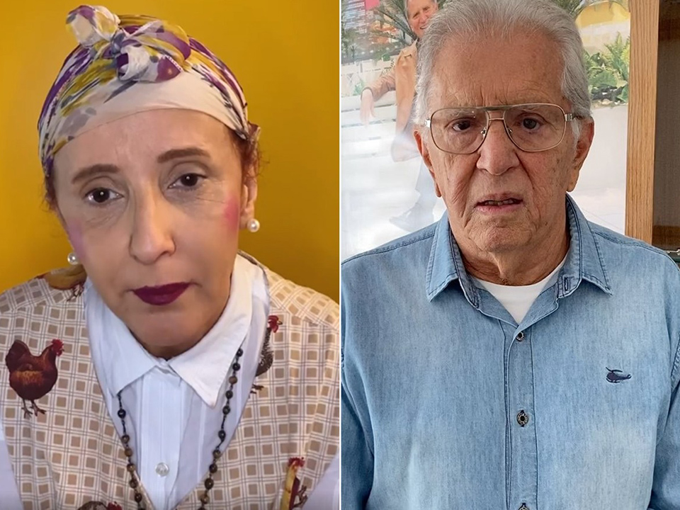 """Gorete Milagres rebate acusações de Carlos Alberto Nóbrega e nega volta à """"Praça é Nossa"""""""