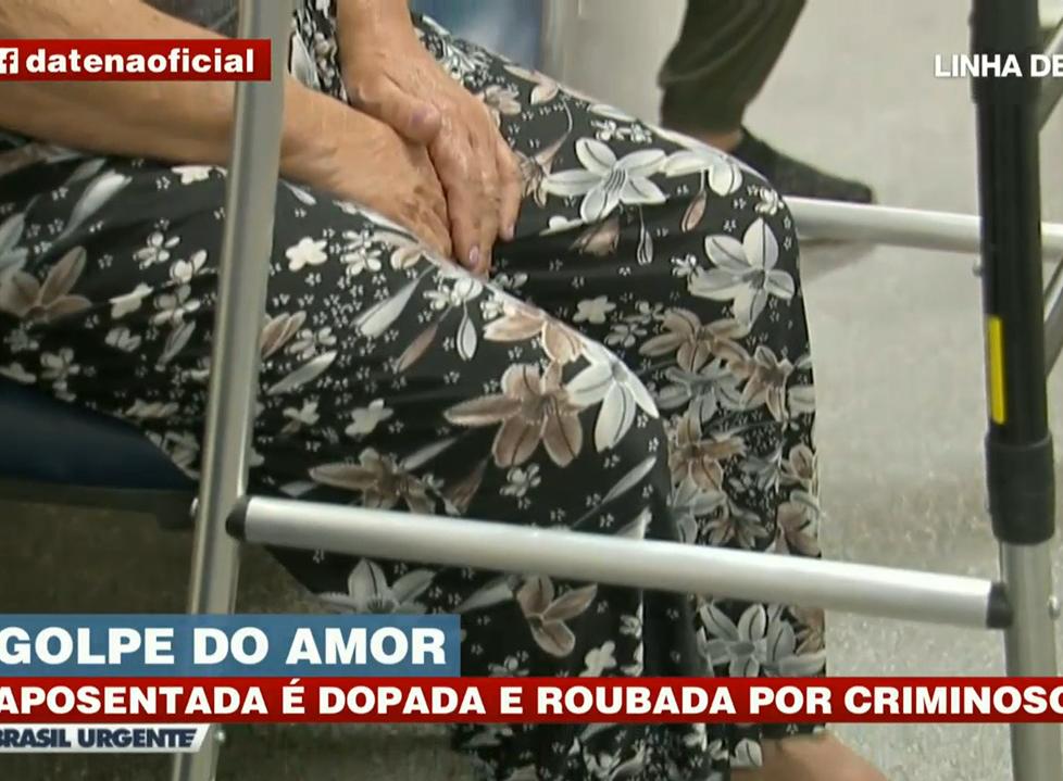 Homem é preso por dopar, estuprar e roubar idosa de 68 anos em SP