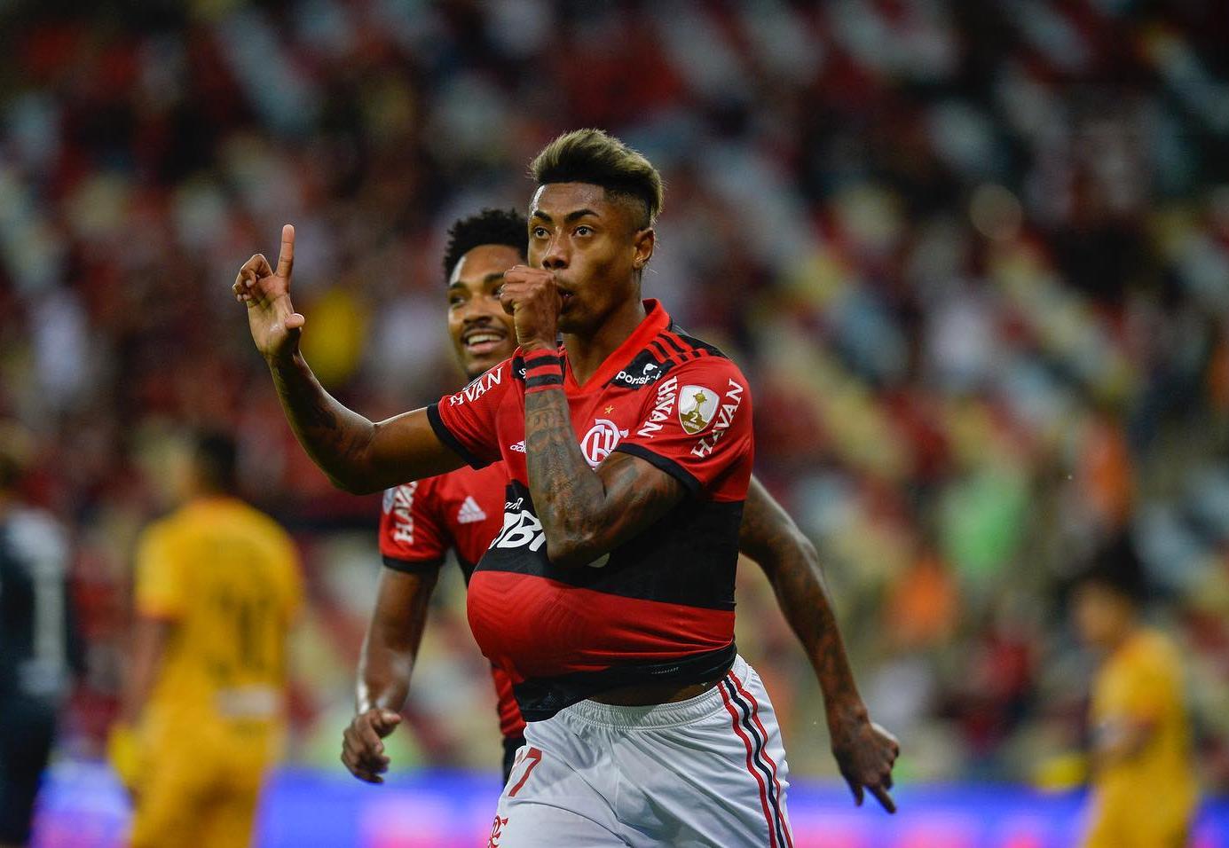 Flamengo bate o Barcelona-EQU e está com um pé na final da Libertadores da América