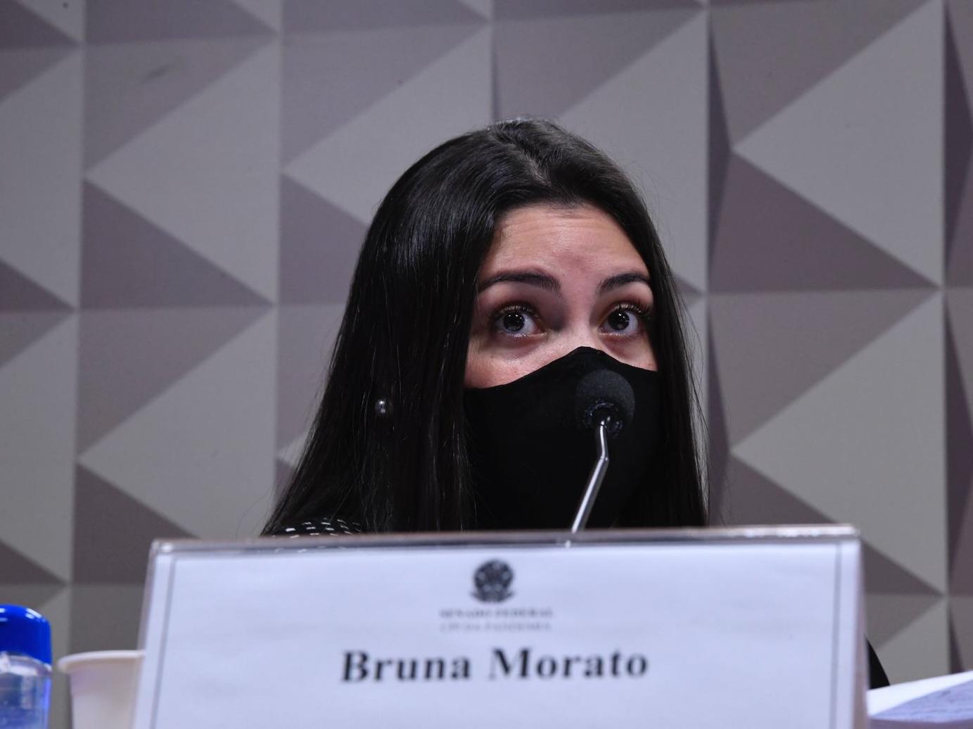 Bruna Mendes Morato diz que funcionários da operadora de saúde sofriam punições caso não adotassem os medicamentos