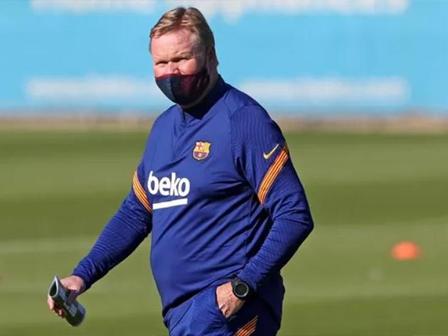Koeman lamenta, mas admite que prisão de Bartomeu é ruim para imagem do Barça