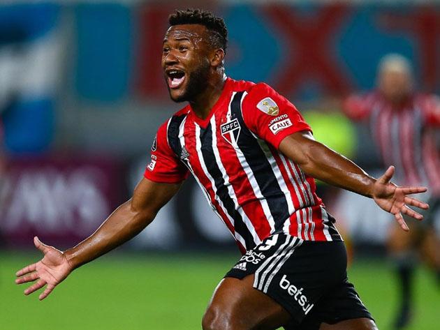 O São Paulo de Luan estreou com uma vitória convincente