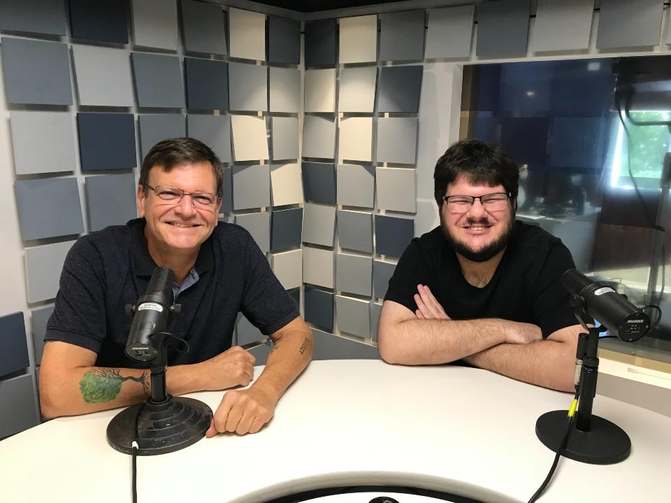 Sérgio Maurício revela que já narrou corridas de Fórmula 1 por telefone