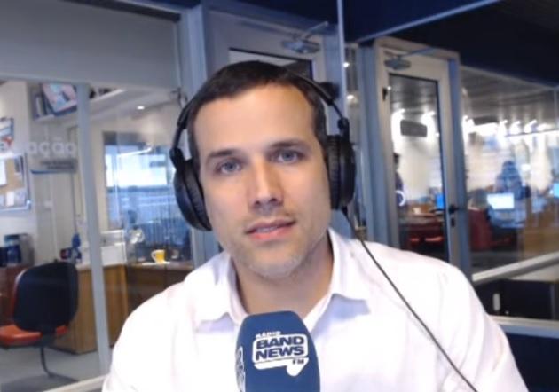 Felipe Moura Brasil: Estupidez de Bolsonaro é nociva à saúde pública