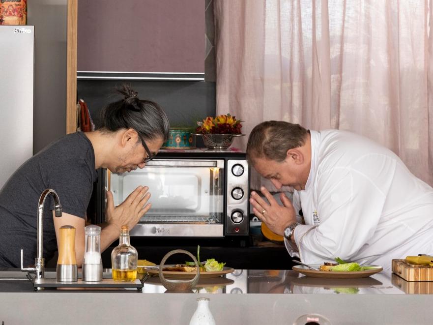 Minha Receita: veja fotos do episódio sobre a culinária japonesa