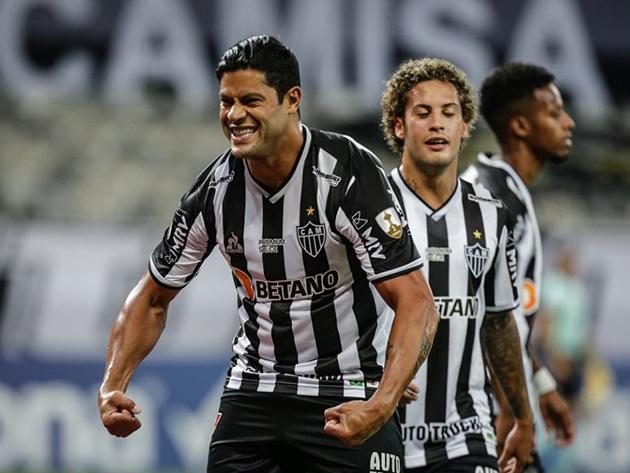 Passeio brasileiro na Libertadores