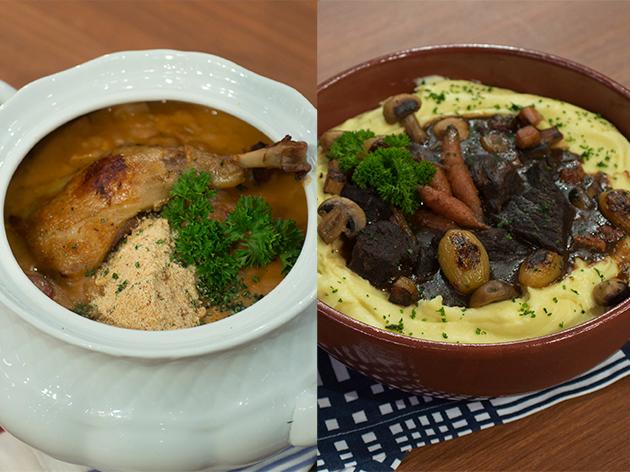 O que é cassoulet e bife bourguignon? Conheça as receitas clássicas da culinária francesa