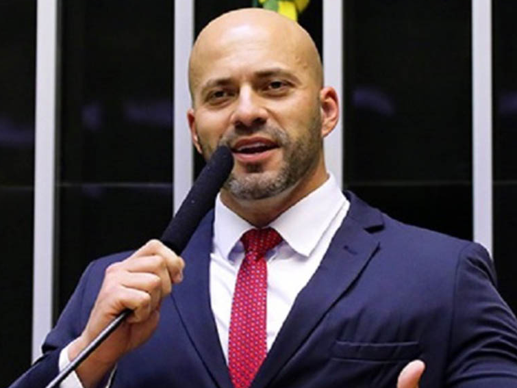 STF rejeita o pedido de habeas corpus solicitado pela defesa do deputado federal Daniel Silveira
