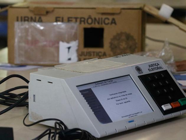 Votação do segundo turno das eleições aconteceu neste domingo, 29