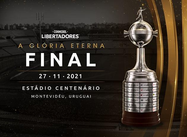 Final da Libertadores terá 75% de público