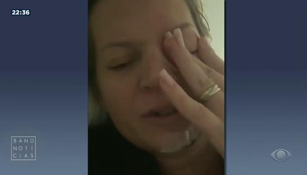Joice Hasselmann passa mal durante entrevista coletiva após prestar depoimento