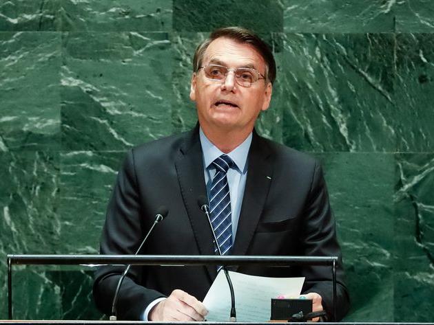 Bolsonaro será o primeiro a discursar na Assembleia Geral da ONU