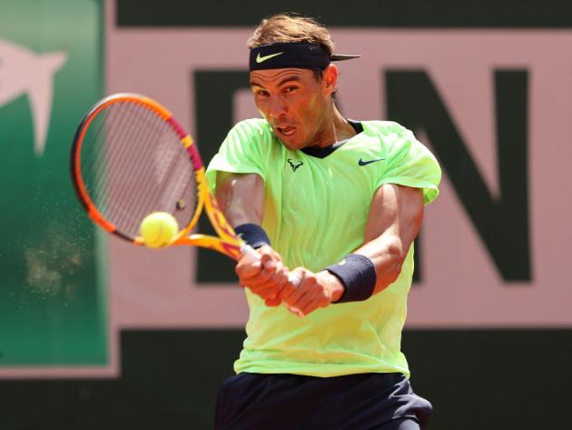 Nadal perde set após 2 anos em Roland Garros, mas elimina Schwartzman e vai à semi