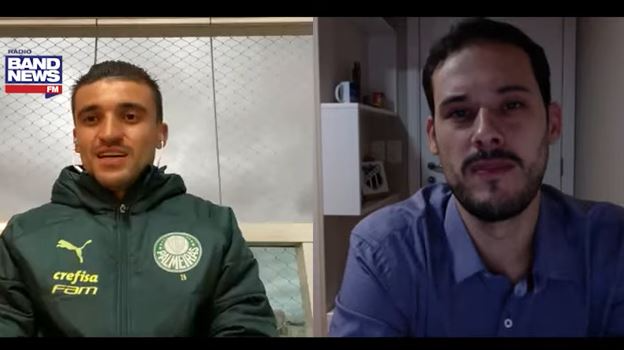"""""""Jogo mais difícil da minha carreira"""", diz lateral do Palmeiras sobre o Del Valle"""
