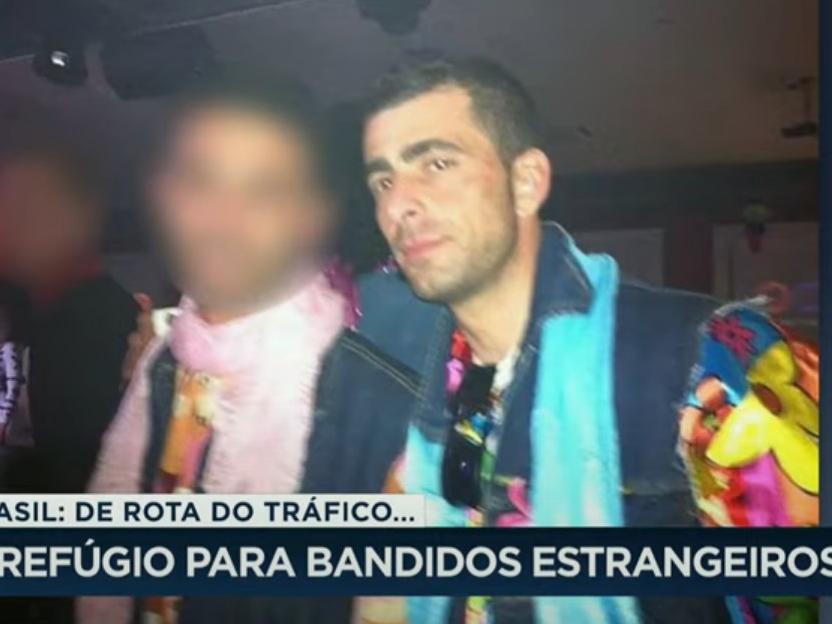 Brasil: de rota do tráfico a refúgio de bandidos estrangeiros