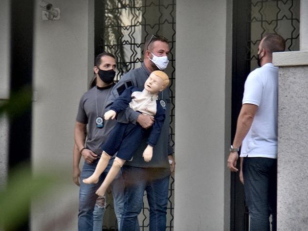 Caso Henry: perícia realizou a reconstituição da morte do menino na última quinta-feira
